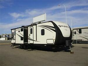 **$123 b/w (oac)** LIGHT REAR LIVING TRAILER, 2 SLIDES, SLEEP 6!