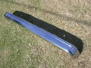 LH-LX-PLAIN-REAR-BUMPER-BAR-RECO-RECONDITIONED-HOLDEN-GENUINE-GM
