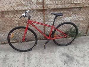 chromo steel 29er mountain bike commuter Bondi Eastern Suburbs Preview