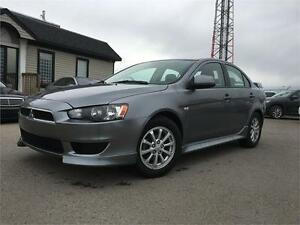 2013 Mitsubishi Lancer SE BLUETOOTH AUX HEATED SEATS SPOILER