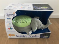 Summer Infant Slumber Buddy Elephant, RRP £24.99, As New & Boxed, £15