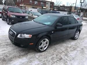2006 Audi A4 2.0T, Leather, Sunroof, No Accidents