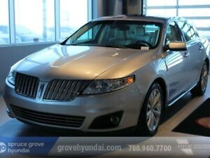 2012 Lincoln MKS AWD, LEATHER, NAVIGATION