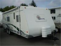 USED 2004 SURVEYOR SV260 TRAVEL TRAILER