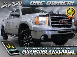 2012 GMC Sierra 1500 SLE One Owner | PST Paid