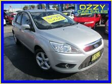 2010 Ford Focus LV TDCi Silver 6 Speed Automatic Hatchback Minto Campbelltown Area Preview