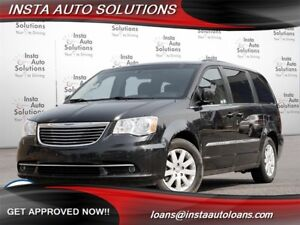 2015 Chrysler Town & Country Touring w/ warranty apply today!!