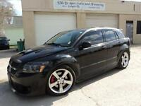 2008 DODGE CALIBER SRT4-TURBO-SUNROOF-LEATHER-ALLOYS