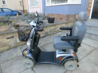 KYMCO K FORU MOBILITY SCOOTER 8MPH ROAD LEGAL