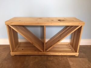 Solid Wood Stand/Table - perfect condition