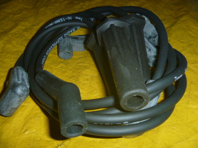 New 88-93 Pontiac LeMans Asuna SE Kemparts 11-4085S Spark Plug Ignition Wire Set