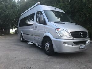 2014 Mercedes Airstream Interstate  Executive Luxury Coach