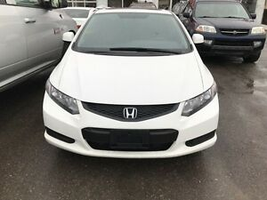 2013 Honda Civic sunroof/backup camera/certified