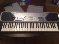 CASIO Electric Keyboard £40 OR NEAREST OFFER. Delivery within 5 mile radius if reasonable offer made