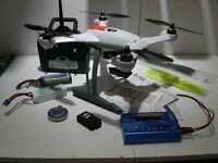 blade 350 QX2 Drone with immense spec