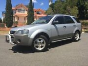 2005 Ford Territory SX TX Wagon 4dr Spts Auto 4sp RWD 4.0i (RWD) Silver Sports Automatic Wagon Springwood Logan Area Preview