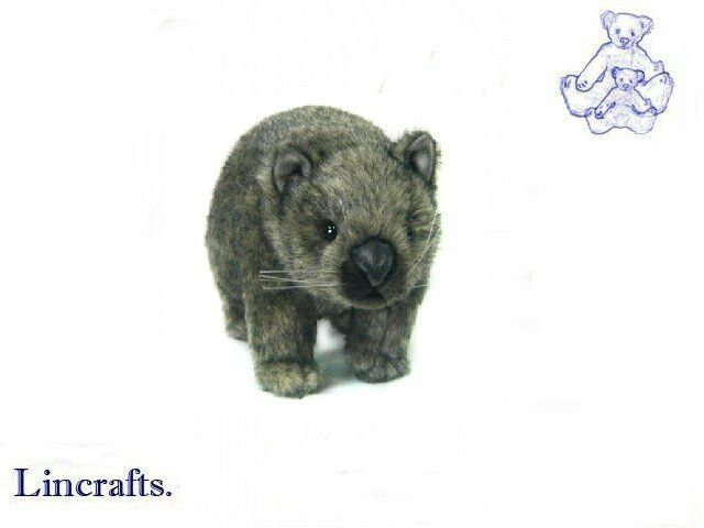 Wombat  Plush Soft Toy by Hansa 3249