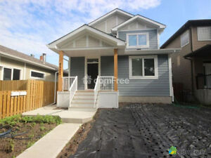 JUST REDUCED Bonnie Doon Area 2015 Infill w/Legal Garage Suite