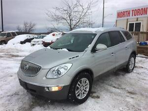 2008 BUICK ENCLAVE CX - POWER OPTIONS - AUTOMATIC - E TESTED !