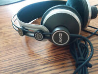 AKG K172HD Headphones Like New Studio Monitors