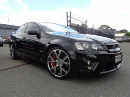 2008 Holden Special Vehicles GTS E Series MY08 Upgrade Black 6 Speed Manual Sedan Pooraka Salisbury Area Preview