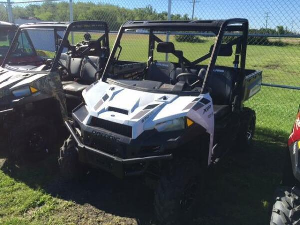 Used 2016 Polaris RANGER 570 XP EPS