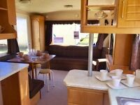 STATIC CARAVAN AT AN AMAZING LOW PRICE - NOT LONG LEFT!!!