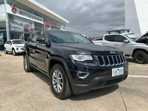 2013 Jeep Grand Cherokee WK MY2014 Laredo 4x2 Black 8 Speed Sports Automatic Wagon Hoppers Crossing Wyndham Area Preview