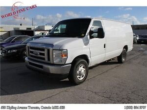 2012 Ford Econoline Cargo Van Commercial Natural Gas