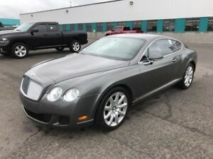 Bentley Continental GT V12 552HP COUPE AWD 2008