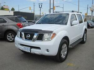 2005 Nissan Pathfinder SUNROOF DVD NAV