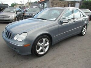 2004 Mercedes-Benz C230 (GARANTIE 2 ANS INCLUS) AMG PACKAGE