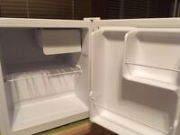 Tabletop Fridge + Tabletop Freezer - Immaculate Condition