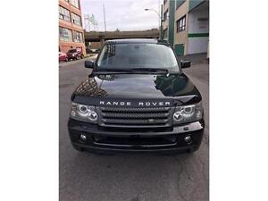 2009 RANGE ROVER LAND ROVER SPORT HSE