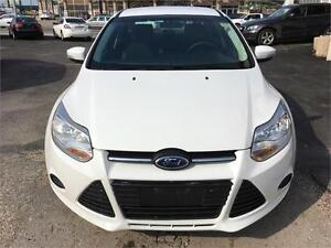 SOLD!! 2014 Ford Focus SE Clean Title! Cruise Control!