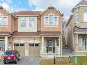 Absolutely Stunning 3 Bedrooms Semi-Detached Home in Mississauga