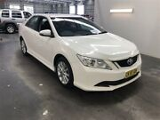2015 Toyota Aurion GSV50R AT-X White 6 Speed Automatic Sedan Beresfield Newcastle Area Preview
