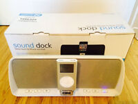 Brand New Stereo Dock for iPhone and iPod (fits up to & including iphone4S)