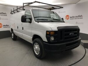 2012 Ford E-350 Super Duty Commercial Cargo Van