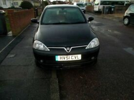 VAUXHALL CORSA 1.2 SEMI AUTO SPARES AND REPAIRS