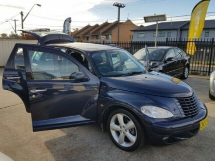 2005 Chrysler PT Cruiser PG GT Wagon 5dr Auto 4sp 2.4i [MY06] Electric Blue Automatic Wagon
