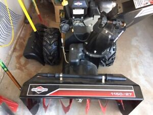Briggs and Stratton Snow Blower (Open to Offers)