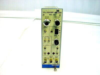 Canberra 2020 Spectroscopy Amplifier Module
