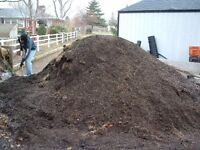 Free Soil. 2 Tons. Close to Road