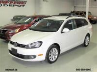 2012 Volkswagen Golf Wagon Comfortline TDI! ACCIDENT FREE! Mississauga / Peel Region Toronto (GTA) Preview