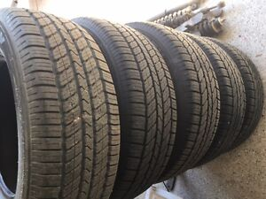 Toyo Open Country A30 265 65 17 - Set of 5 barely used