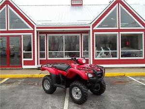 2012 HONDA FOREMAN WITH POWER STEERING!!