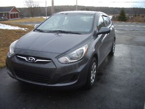 2012 Hyundai Accent Hatchback for sale