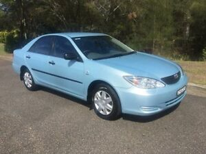 2004 Toyota Camry ACV36R Upgrade Altise Blue 4 Speed Automatic Sedan West Gosford Gosford Area Preview