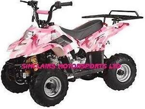 TAO TAO ATA 110B KIDS ATV (PINK EDTION) NEW